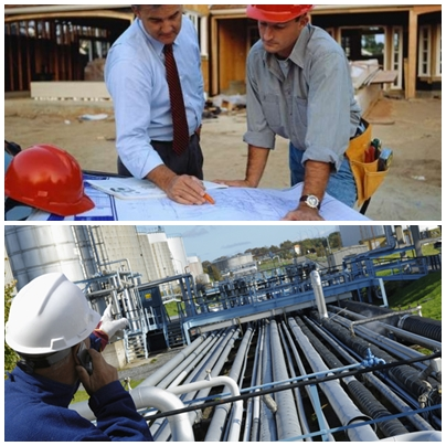 Personal de conducere calificat si cu experienta pentru constructii si instalatii Germania